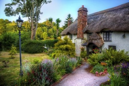 Outdoor style: Cottage Gardens